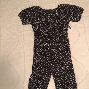 Toddler animal print jumper